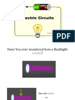 Electric circuits Session 1