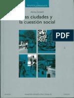 Las ciudades y la cuestión social - Ziccardi