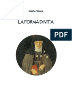 Santa Chiara d'Assisi, Forma Di Vita