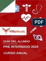 Guía del alumno - Pre Internado 2020 Anual.pdf