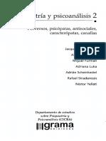 Psiquiatria Y Psicoanalisis PERVERSIONES