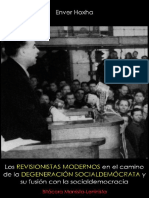 REVISIONISTAS MODERNOS en el camino de la DEGENERACIÓN SOCIALDEMÓCRATA.pdf