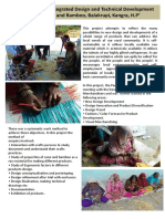 DPR_ 'Integrated Design and Technical Development project Bamboo