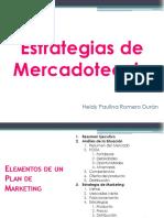 Plan de Mkt - Producto, Precio, Plaza