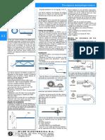 Descripcion tecnica fibrasopticas