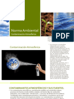 Norma Ambiental Aire
