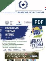 Turismo interno post Covid - Paraguay 2020