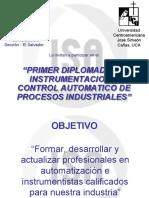 Diplomado en Instrumentación y Control