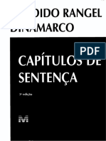 Capítulos de Sentença - Cândigo Rangel Dinamarco (1)