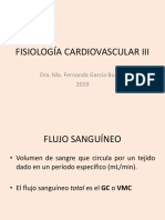 FISIOLOGÍA CARDIOVASCULAR II