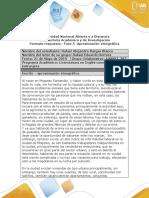 Trabajo 5 de Antropolog a Formato Respuestas Fase 5 Aproximaci n Etnogr Fica Rafael Alejandro V