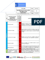 VAT03-F08-18052020-Formato Matriz de evaluación de impactos -Gigantour