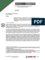 C. Circular de Orientación - ILM-336