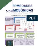 Enfermedades mas comunes en los cromosomas