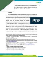 3. caracterización de los modelos de desarrollo deportivo