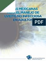 Guias Manejo Uveitis No Infecciosa en Adultos CMEIO 2019