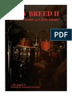 Portada The New Breed II