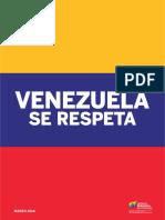 VENEZUELA SE RESPETA.pdf