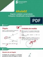 Geometria - Aula 2 - Anotações.pptx