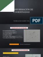 SEMANA 3  PPT Transformación de coordenadas.pptx