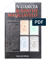 El Mundo de Maquiavelo - Alan García