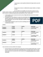 INSTRUCCIONES - EL DUELO