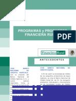 Presentacion Financier A Rural