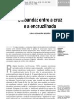 Negrão, Lísias Nogueira_Umbanda - Entre a cruz e a encruzilhada