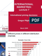 Lecture7 Pricing