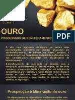 Beneficiamento do Ouro01