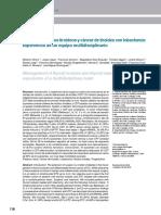 Manejo de nódulos tiroideos y cáncer de tiroides con lobectomía Revista SOCHED 2020