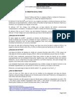 Tasa de Interes y ONP-CCC