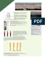 La alineacion corporal - Página web de saludactiva