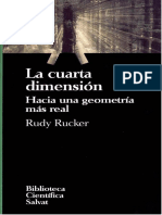 Rudy Rucker - La cuarta dimension.pdf