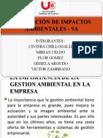 EVALUACIÓN DE IMPACTOS AMBIENTALES - 9A