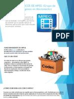 CONCEPTOS BÁSICOS DE MPEG