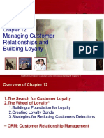 Service Marketing Chapter 12