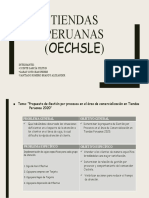 TIENDAS PERUANAS OECHSLE
