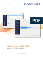DmView-10.4 - Manual de Instalacao