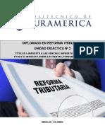UNIDAD DIDACTICA 2 REFORMA TRIBUTARIA, LEY DE FINANCIAMIENTO