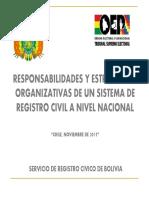 SERECI BOLIVIA