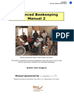 Advanced Beekeeping Manual - English