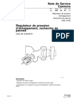 Regulateur de P° EPG