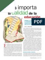 Por qué importa la calidad de la educación - Finanzas y Desarrollo - Junio de 2005 - Eric A (4)