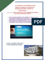 CHARLA DE TRAZABILIDAD