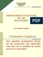 ppt coligativas - copia