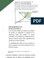 Crecimiento Económico y Desarrollo Sostenible