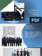 modelos policiales en mexico