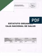 Estatuto - CNS