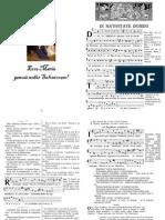 II VÍSPERAS DE LA NATIVIDAD DEL SEÑOR Y SU OCTAVA. Forma Extraordinaria del Rito Romano